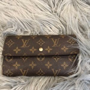 Authentic Vintage Louis Vuitton Wallet